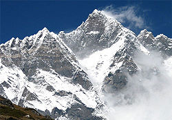 116第4 洛子峰 8,516公尺