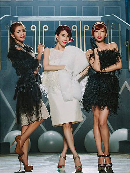 Dream Girls公開美腿修煉秘籍 晉級「中日韓美腿女神」之列(圖片來源:公關稿)
