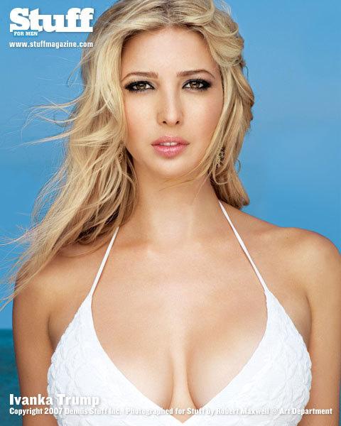 全球最性感的美女首富--紐約地產大王唐納德川普的女兒 2