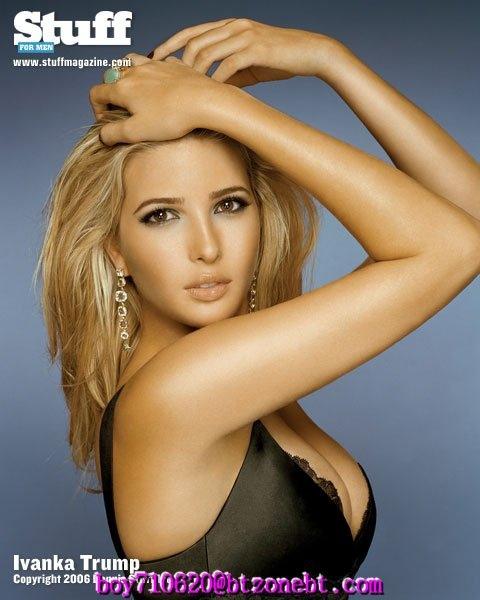 全球最性感的美女首富--紐約地產大王唐納德川普的女兒 3