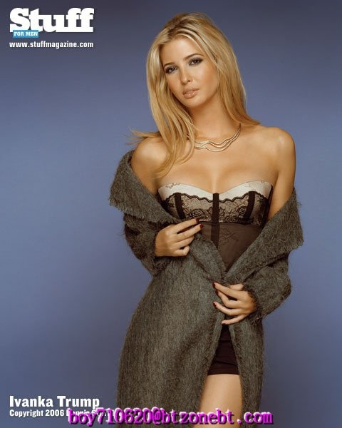 全球最性感的美女首富--紐約地產大王唐納德川普的女兒 4