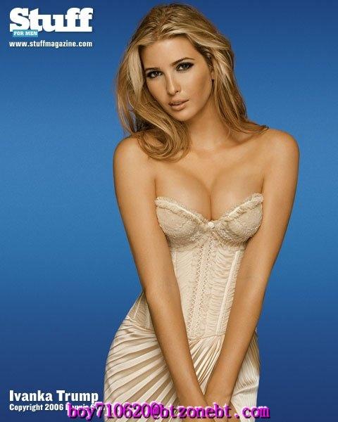 全球最性感的美女首富--紐約地產大王唐納德川普的女兒 5