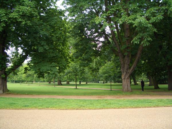 Kensington Gardens悠靜有氣質