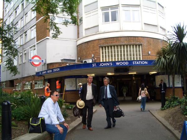 St. John's Wood車站