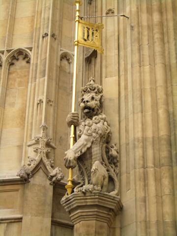 獅子...英國皇室象徵