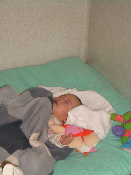 在台灣改仰睡