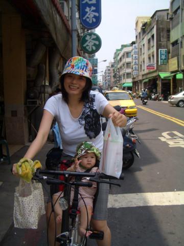 南台灣的太陽很溫暖