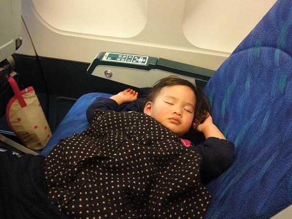 小孩睡著了以後是天堂