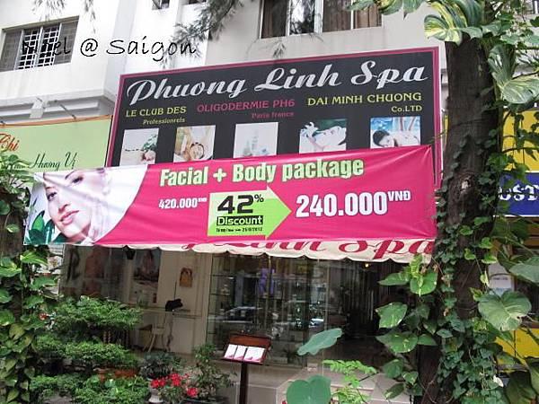 Phuong Linh Spa