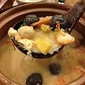 潮州沙鍋粥-干貝粥