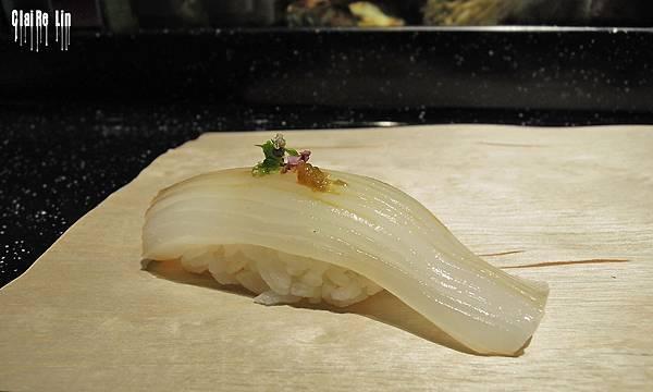 昇壽司-軟絲