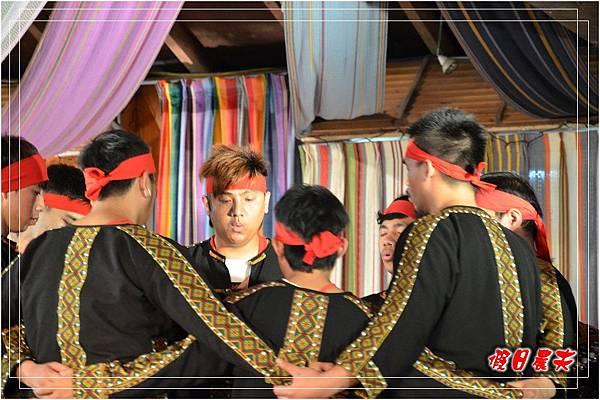 布農部落表演DSC_1004