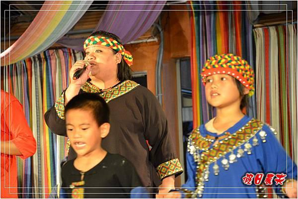 布農部落表演DSC_1076
