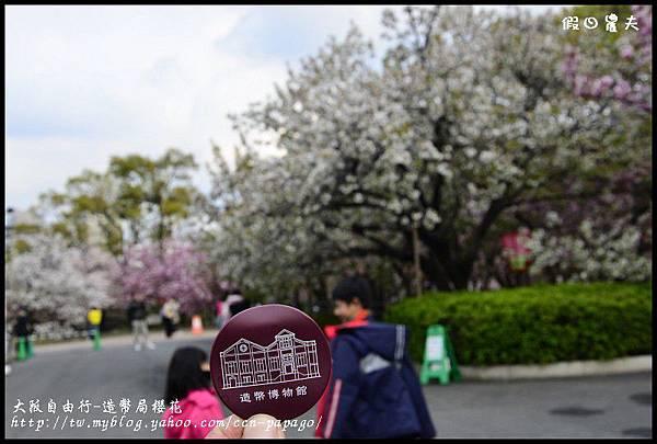 大阪自由行-造幣局櫻花_DSC8894