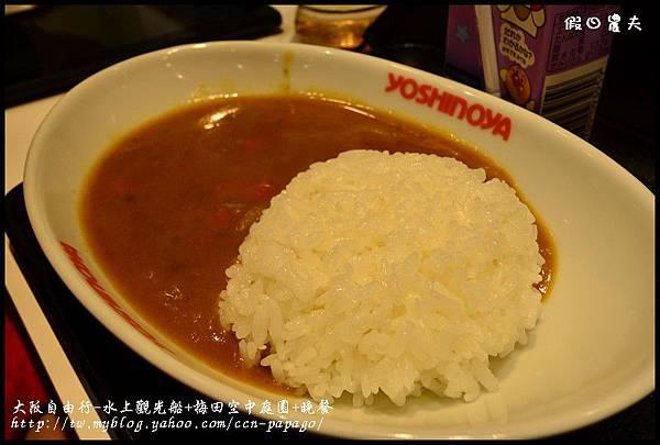 大阪自由行-水上觀光船+梅田空中庭園+晚餐_DSC9630