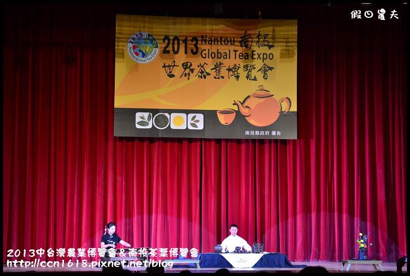 2013中台灣農業博覽會&南投茶葉博覽會DSC_0213