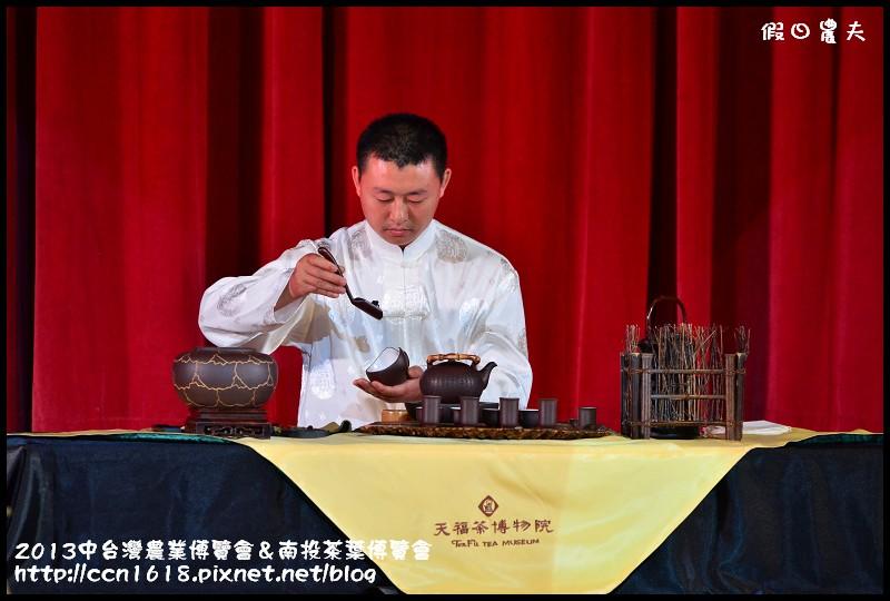 2013中台灣農業博覽會&南投茶葉博覽會DSC_2812