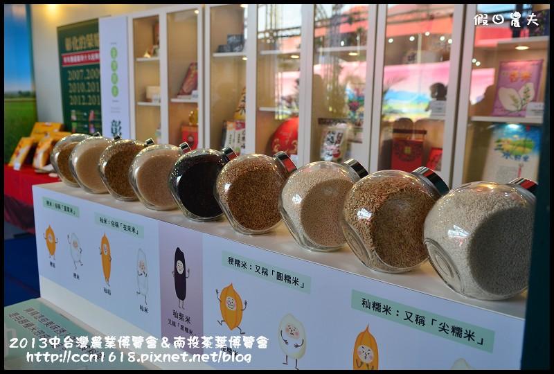 2013中台灣農業博覽會&南投茶葉博覽會DSC_2889