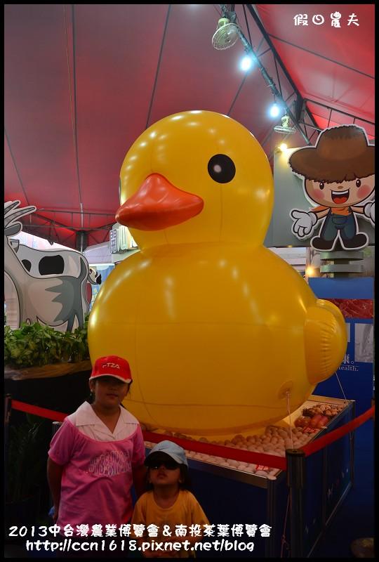 2013中台灣農業博覽會&南投茶葉博覽會DSC_2892