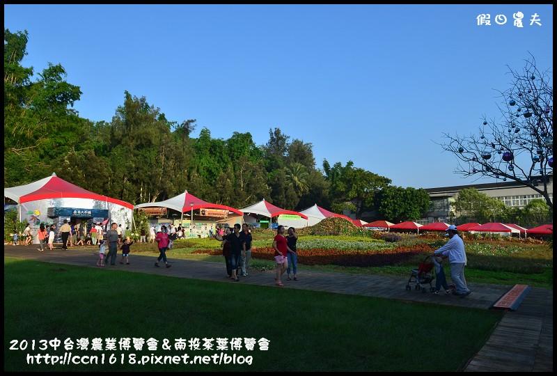 2013中台灣農業博覽會&南投茶葉博覽會DSC_2901