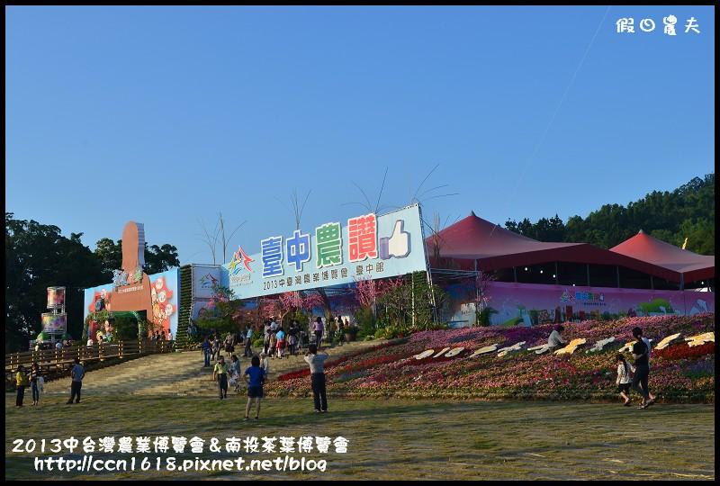 2013中台灣農業博覽會&南投茶葉博覽會DSC_2906