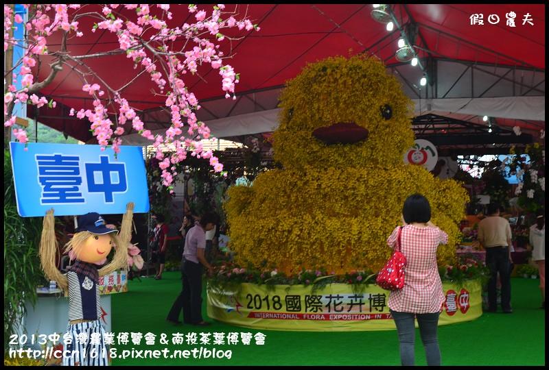 2013中台灣農業博覽會&南投茶葉博覽會DSC_3348