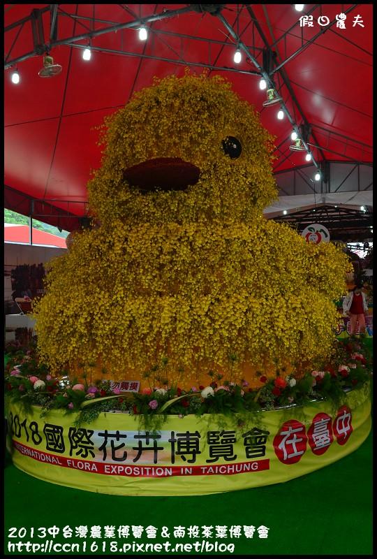 2013中台灣農業博覽會&南投茶葉博覽會DSC_3350