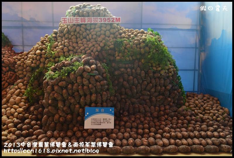 2013中台灣農業博覽會&南投茶葉博覽會DSC_3353
