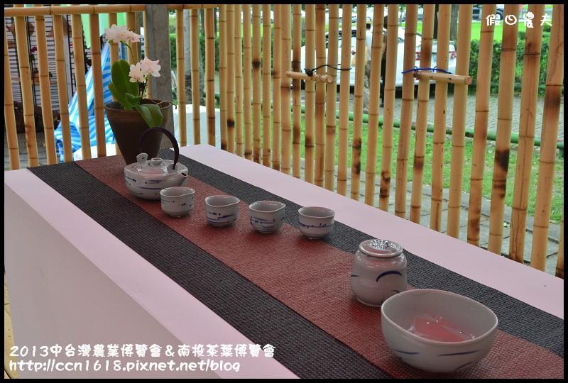2013中台灣農業博覽會&南投茶葉博覽會DSC_3365