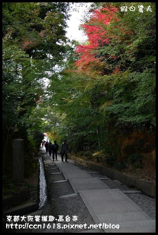 京都大阪賞楓趣-高台寺DSC_3114
