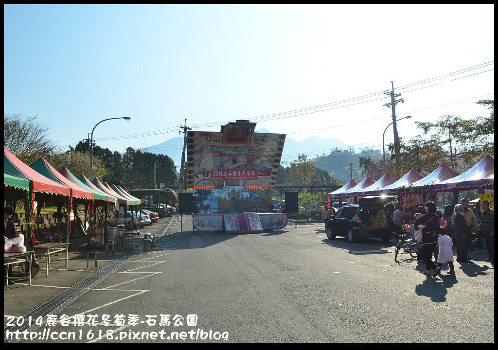 2014鹿谷櫻花冬筍季-石馬公園DSC_1698