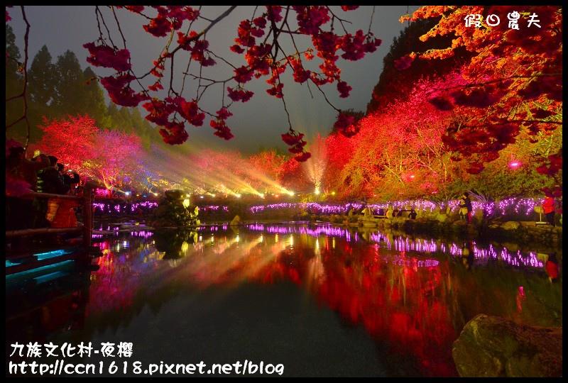 九族文化村-夜櫻DSC_4822
