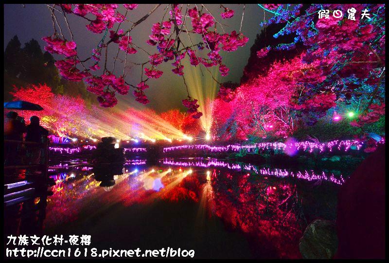 九族文化村-夜櫻DSC_4902
