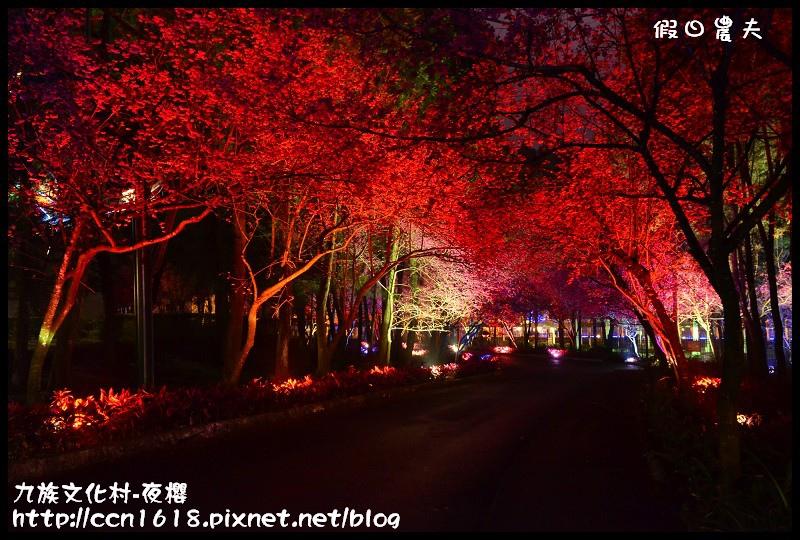 九族文化村-夜櫻DSC_5031