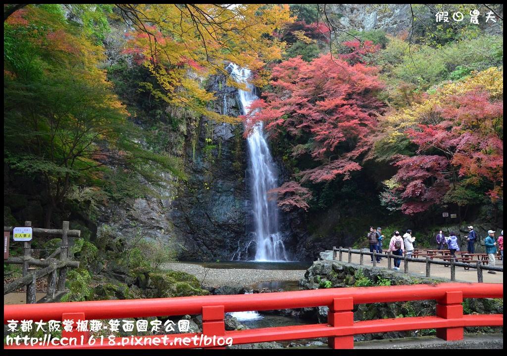 京都大阪賞楓趣-箕面國定公園DSC_6516