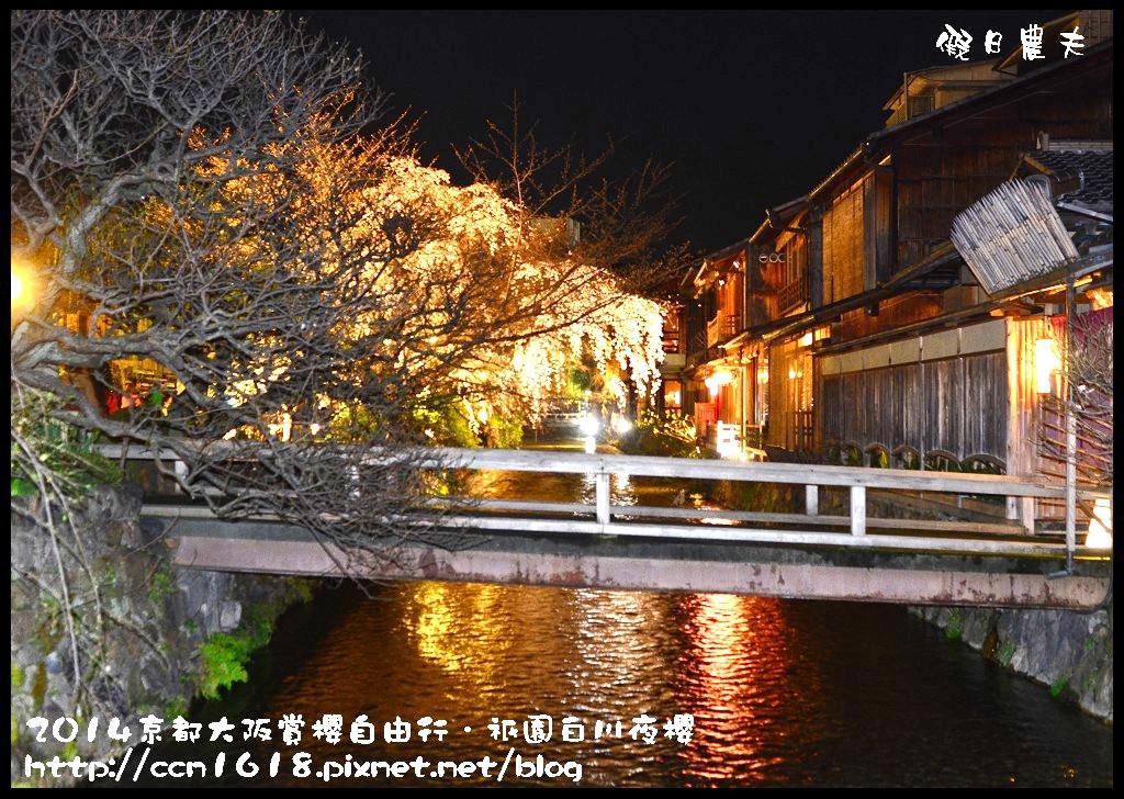祇園白川夜櫻DSC_9899