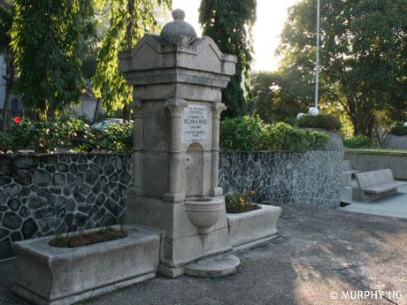 威廉帕萊耶紀念碑