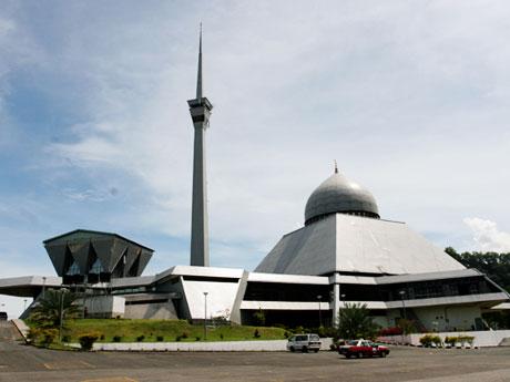 山打根清真寺