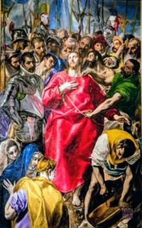 2.40 古城托雷多和畫家艾爾‧葛雷柯  P2