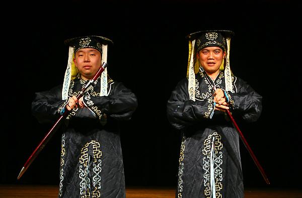 王朝/祥瑞老師;馬漢/青松老師