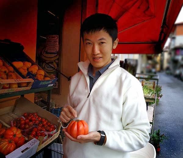 這不是我要的番茄!