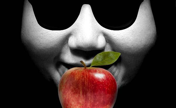 好個蘋果肌