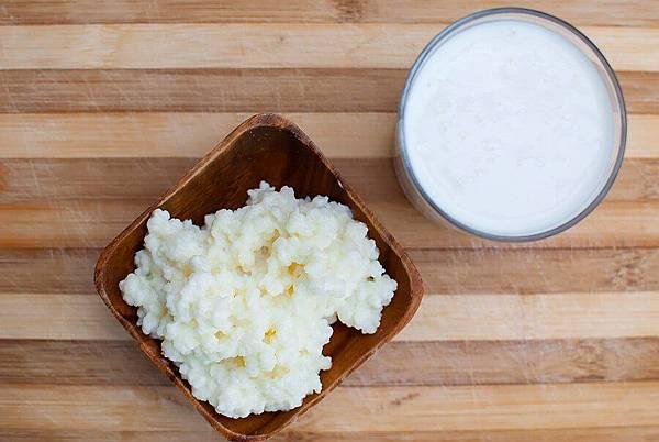 酒釀薑汁牛奶