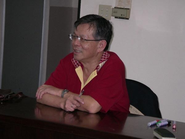 96博班導師 楊深坑老師