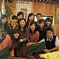 94級班導 王雅玄老師及同學大合照