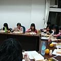 200812比較教育研討會的檢討會