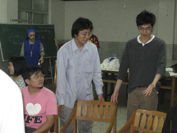 澤龍+磨菇+小笨