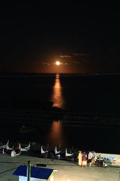 蘭嶼~東清月出