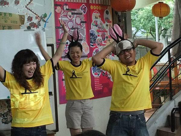 2010/9月南區聚會跳nobody