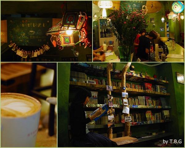 612月光海洋咖啡館